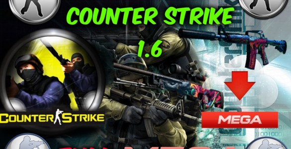 DESCARGAR Counter-Strike 1.6 FULL ESPAÑOL